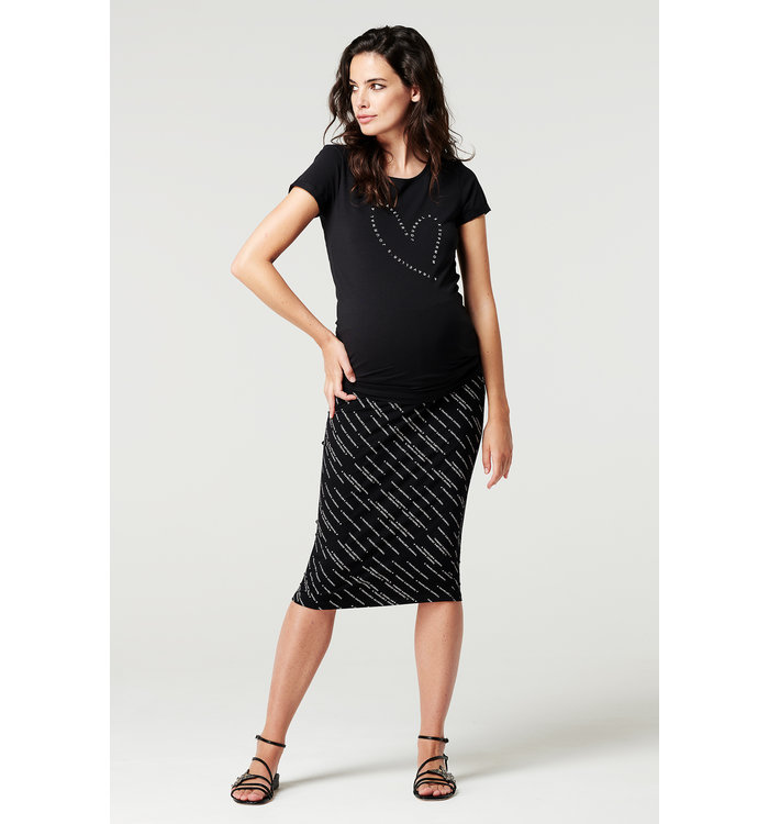 SUPERMOM Supermom Maternity skirt