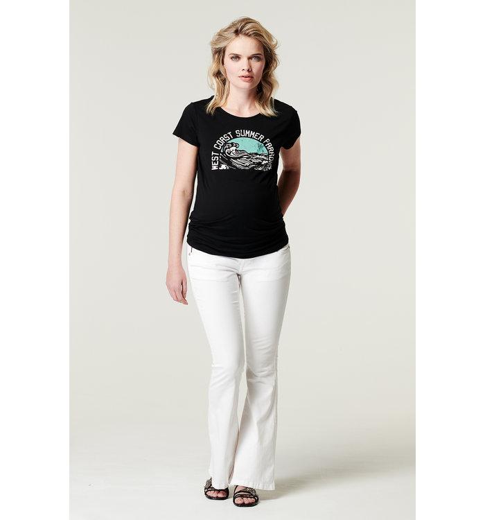 Supermom T-Shirt Maternité Supermom