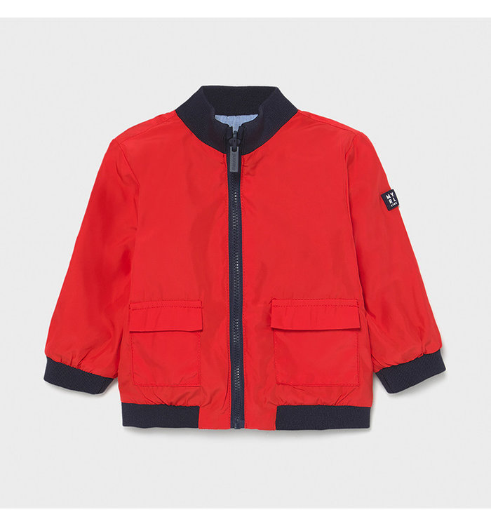 Mayoral Mayoral Boy's Reversible Jacket