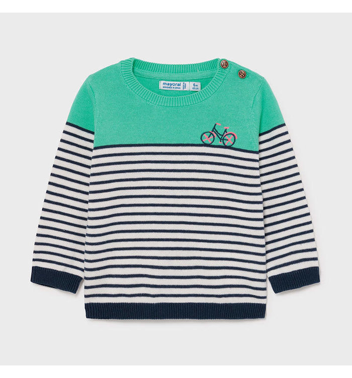 Mayoral Mayoral Boy's Sweater