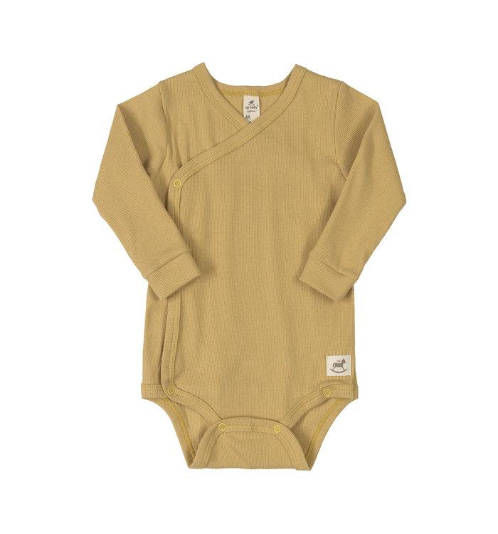 Up Baby Upbaby Long Sleeve Bodysuit