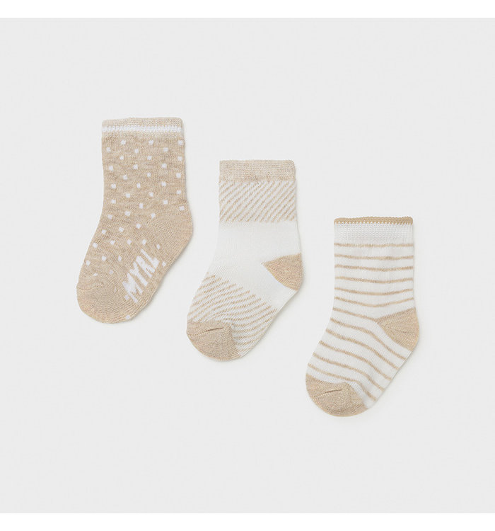 Mayoral Mayoral Boy's 3 Paires of Socks Set