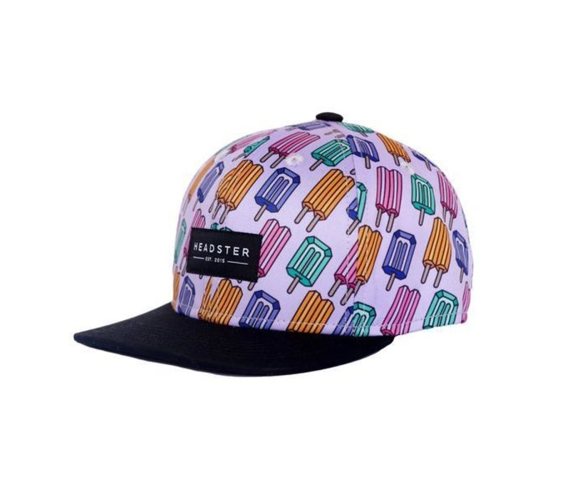 HEADSTER CAP (POP NEON)
