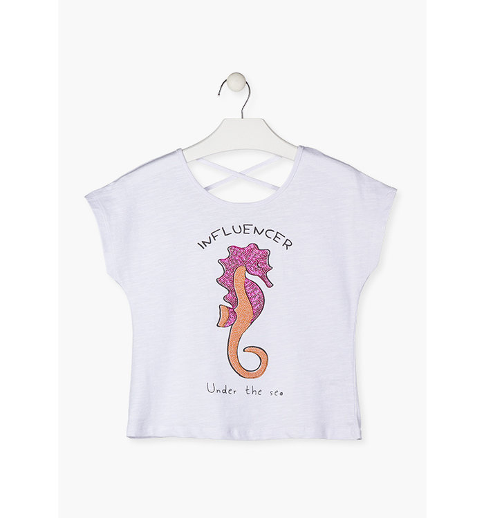 Losan Losan Girl's T-Shirt