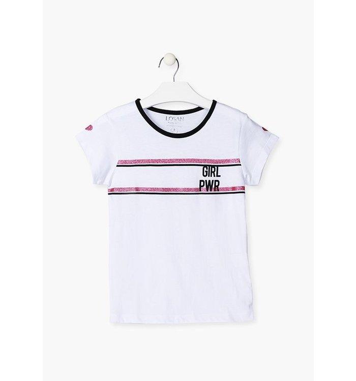 Losan T-Shirt Fille Losan