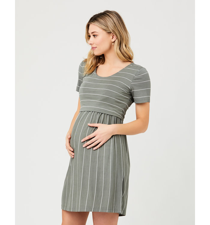 Ripe Maternity Nursing Dress