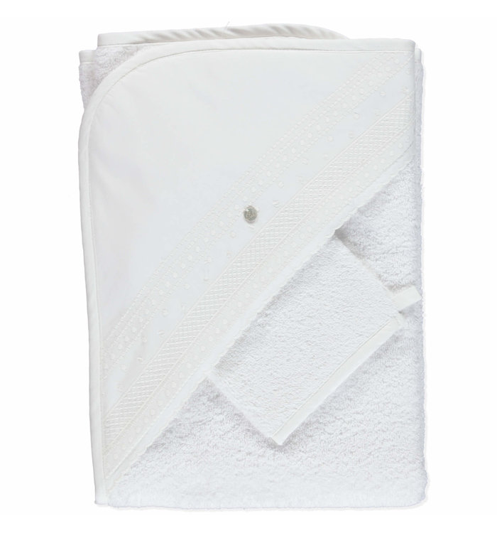 Pureté du Bébé Pureté du Bébé Bath Towel