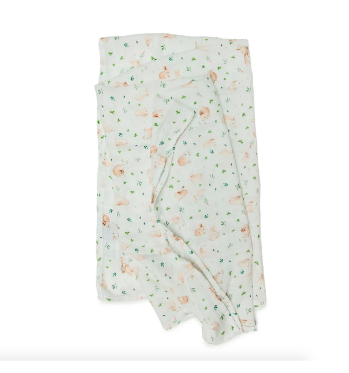 Loulou Lollipop Loulou Lollipop Bamboo Muslin Swaddle