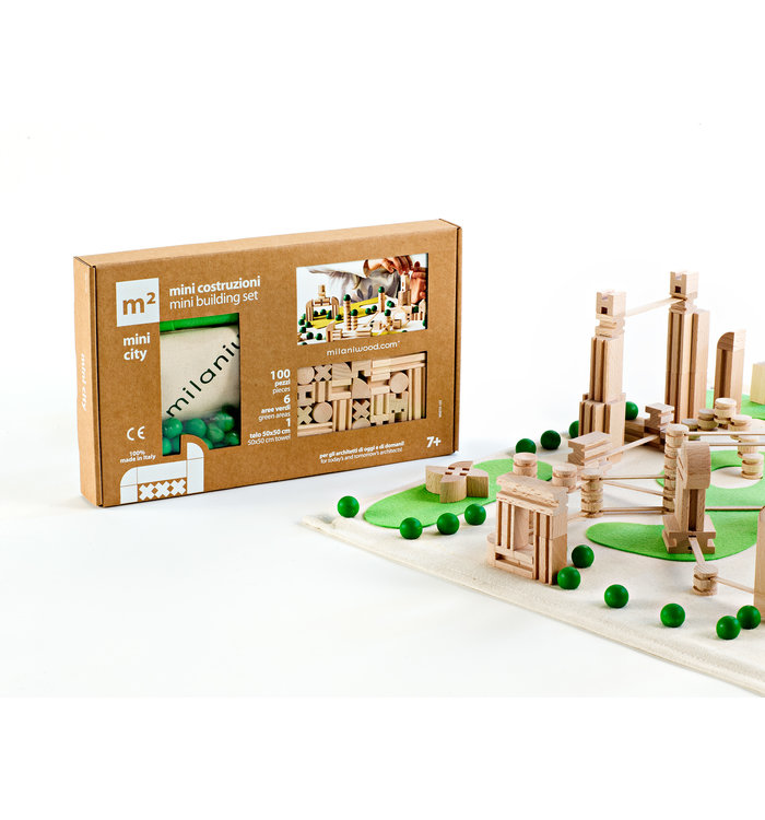 Milaniwood Milaniwood Mini City2