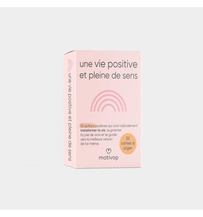 Motivop Motivop Positiv Life card