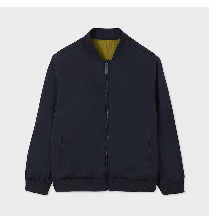 Mayoral Mayoral Boy's Reversible Coat