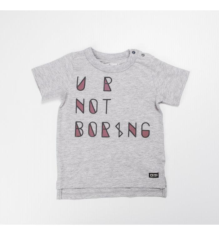 Tumble' N Dry Tumble n'Dry Boy T-Shirt