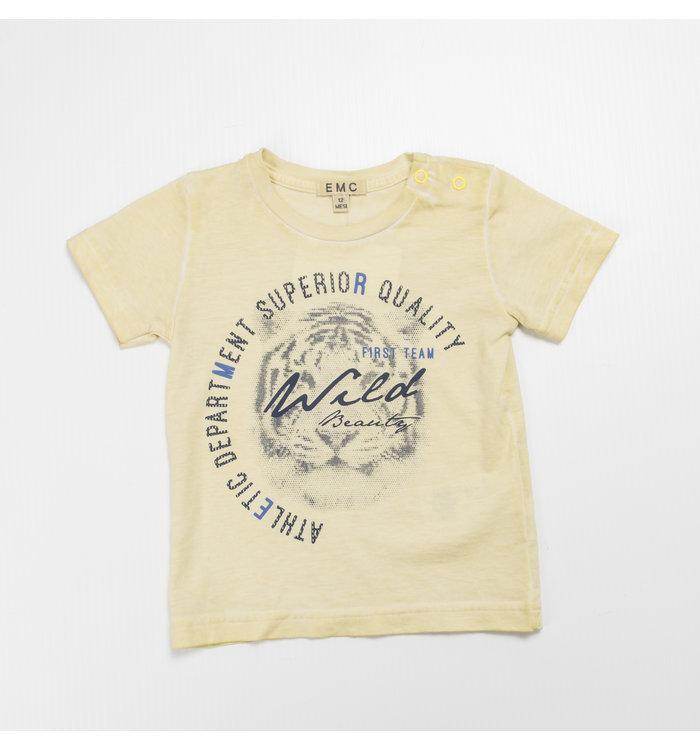 EMC T-Shirt Garçon Emc