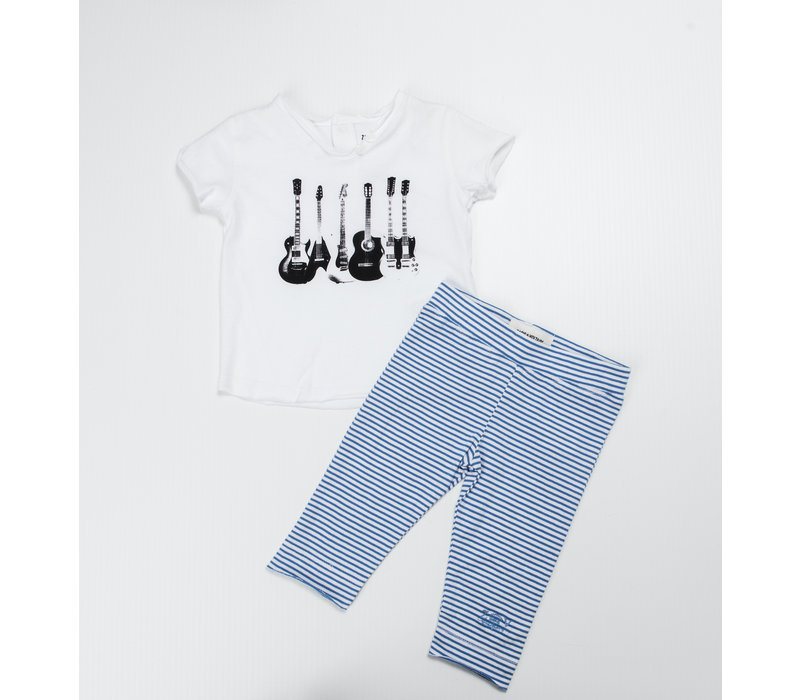 Zadig&Voltaire Boy 2Pcs Set
