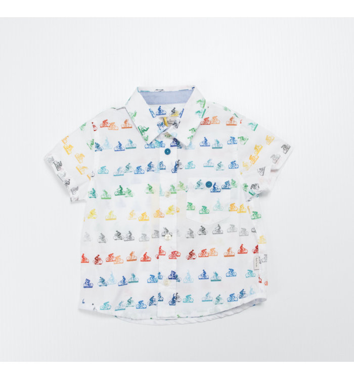 Paul Smith Paul Smith Boy Short Sleeved Blouse