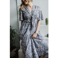 Lait de Poule Nursing BOHO Dress
