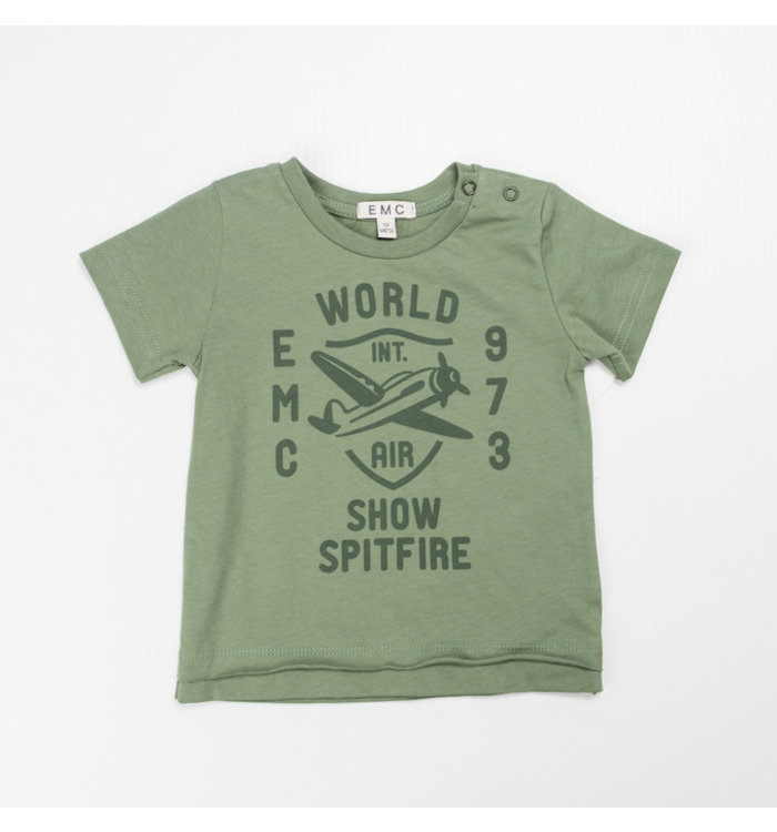 EMC Emc Boy T-Shirt
