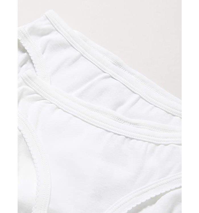 Petit Bateau Petit Bateau Girl's Panties 2-Pack 8Y