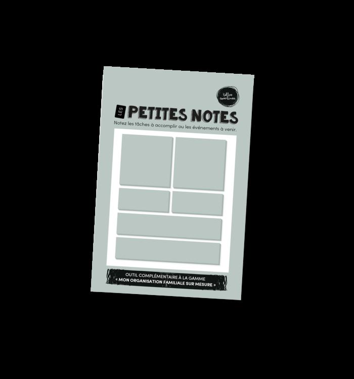Les Belles Combines LES BELLES COMBINES PETITES NOTES