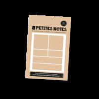 LES BELLES COMBINES LES PETITES NOTES AUTOCOLLANTES