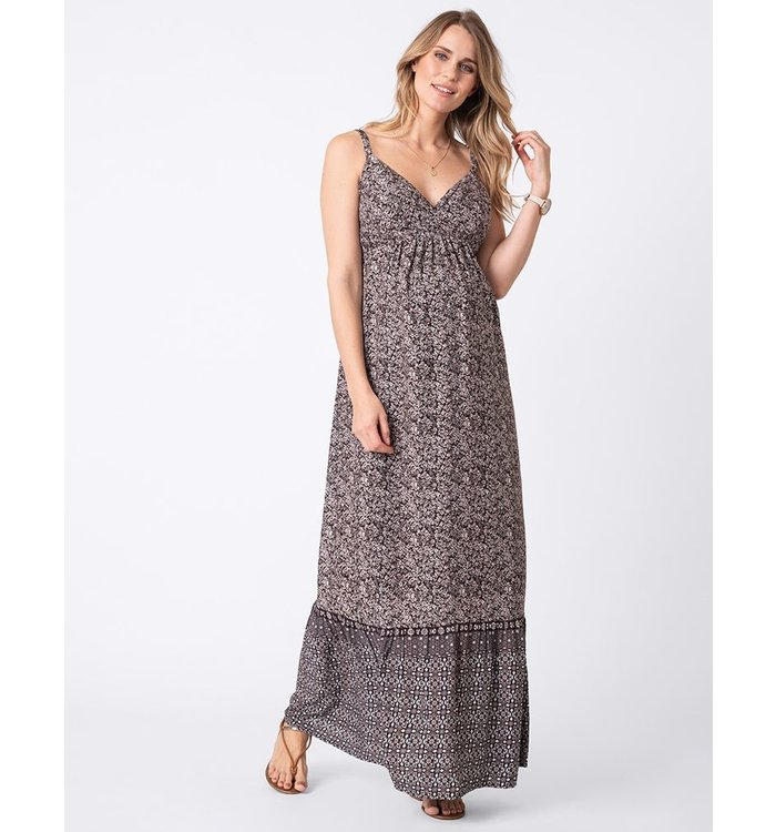 Seraphine Séraphine Maternity Maxi Dress