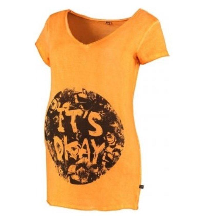 Love 2 Wait T-Shirt Maternité « It's Okay » Love 2 Wait