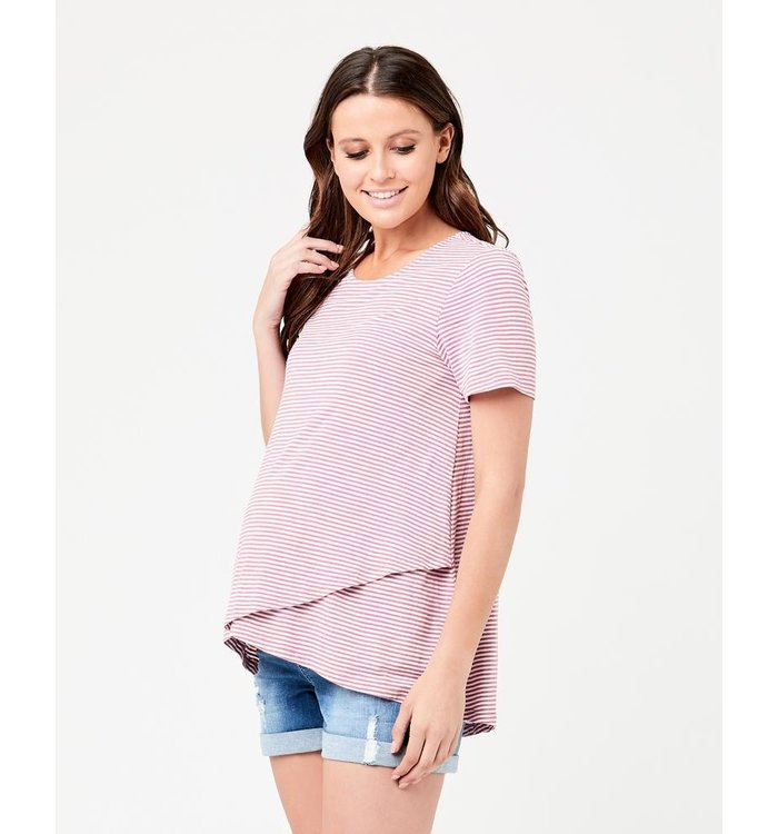 Ripe Maternité T-Shirt Allaitement Ripe Maternité