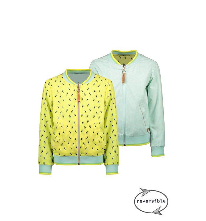Nono NONO Girl's Reversible Jacket