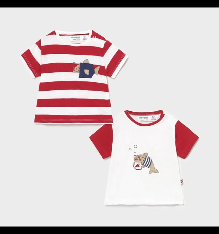 Mayoral Mayoral Boy's 2-Piece T-Shirt Set