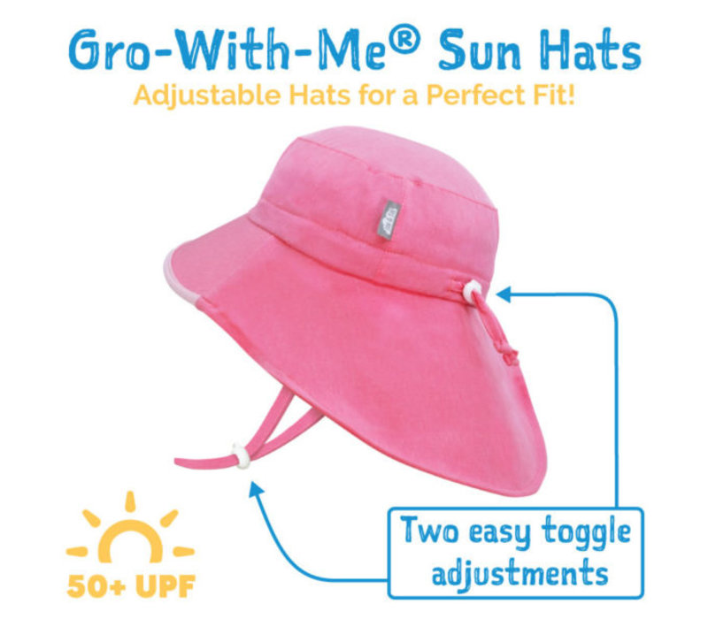 Aqua–Dry Adventure Sun Hat Jan & Jul