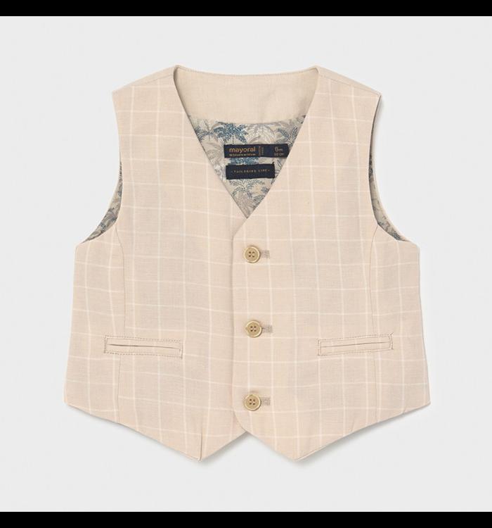 Mayoral Mayoral Boy's Sleeveless Vest