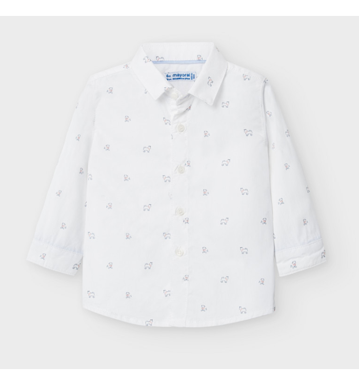 Mayoral Mayoral Boy's Shirt