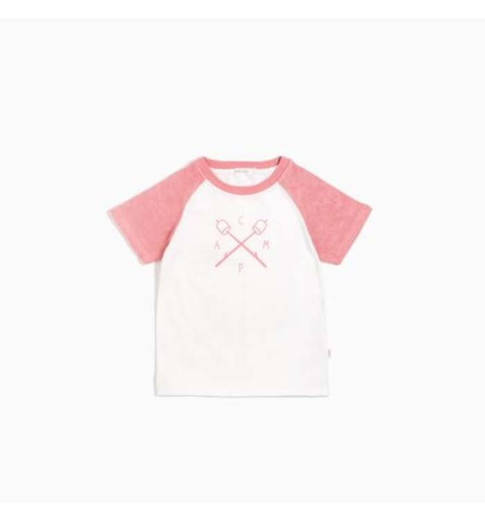 Miles Baby T-Shirt Fille Miles