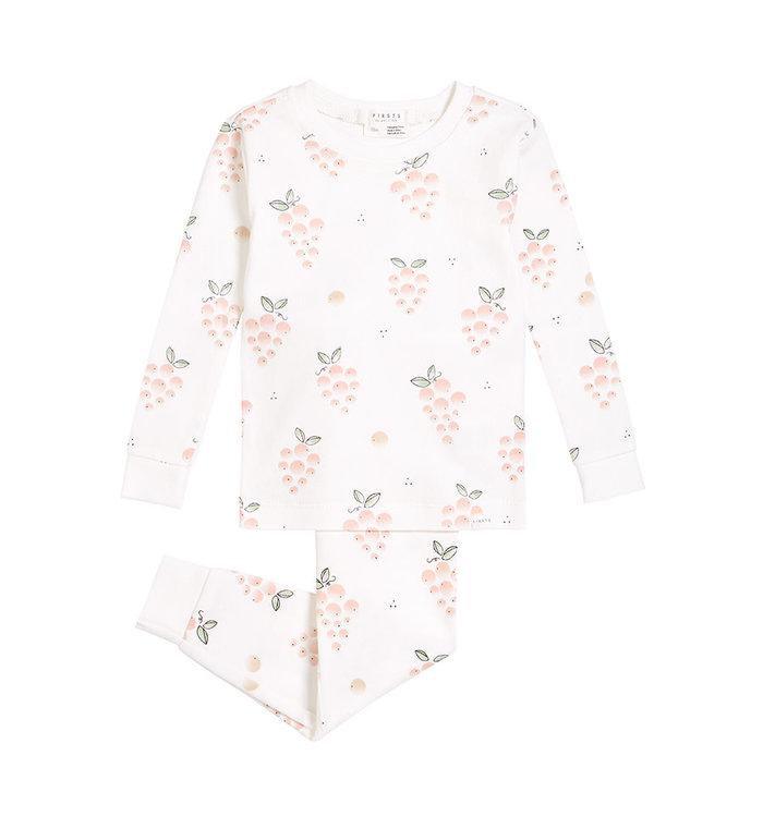 Petit Lem Girl's 2 Pieces Pyjama