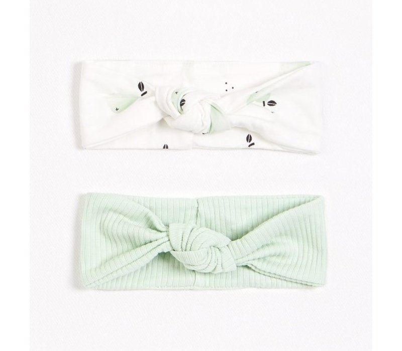 Petit Lem Girl's Headbands (x2)