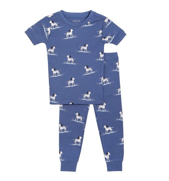 Petit Lem Boy's 2 Pieces Pyjama