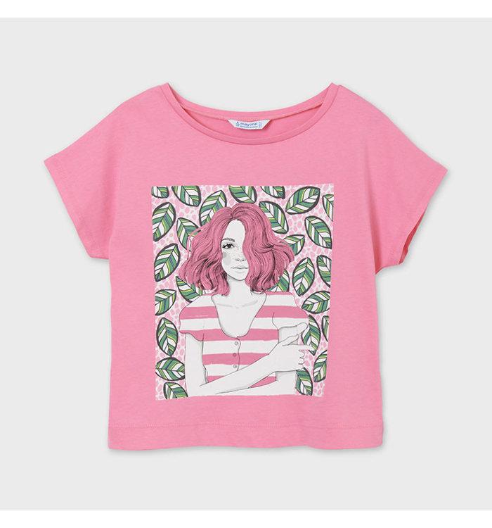 Mayoral Mayoral Girl's T-Shirt