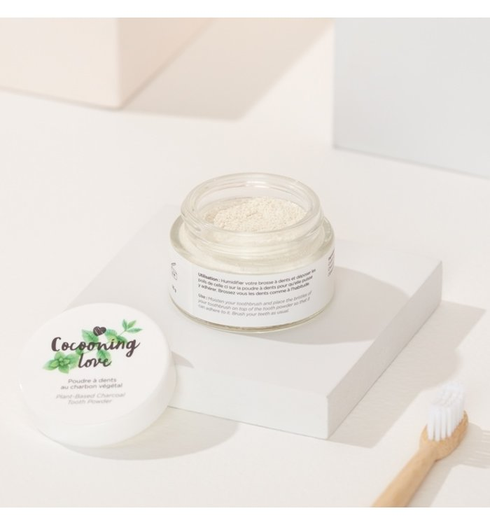 Cocooning Love CHARCOAL TOOTHPASTE COCOONING LOVE