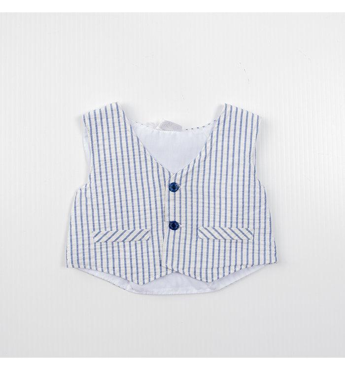 Lalalu Lalalu Boy's Sleeveless Vest