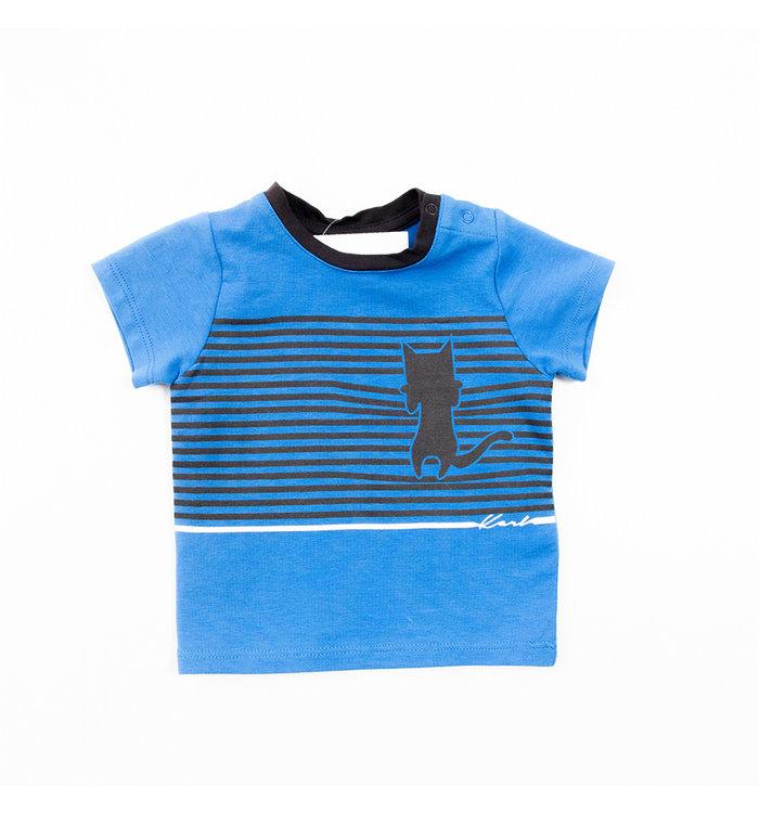 T-Shirt Garçon Karl Lagerfeld