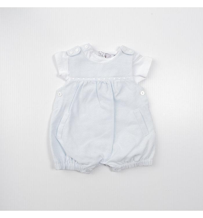 Patachou Boy's Short Jumpsuit