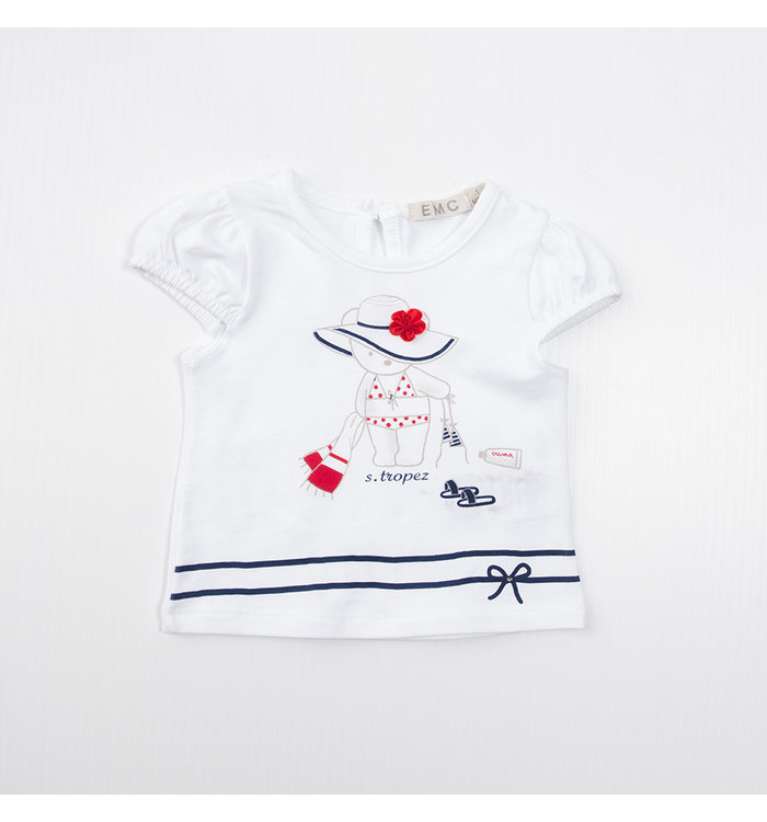 EMC Emc Girl's T-Shirt
