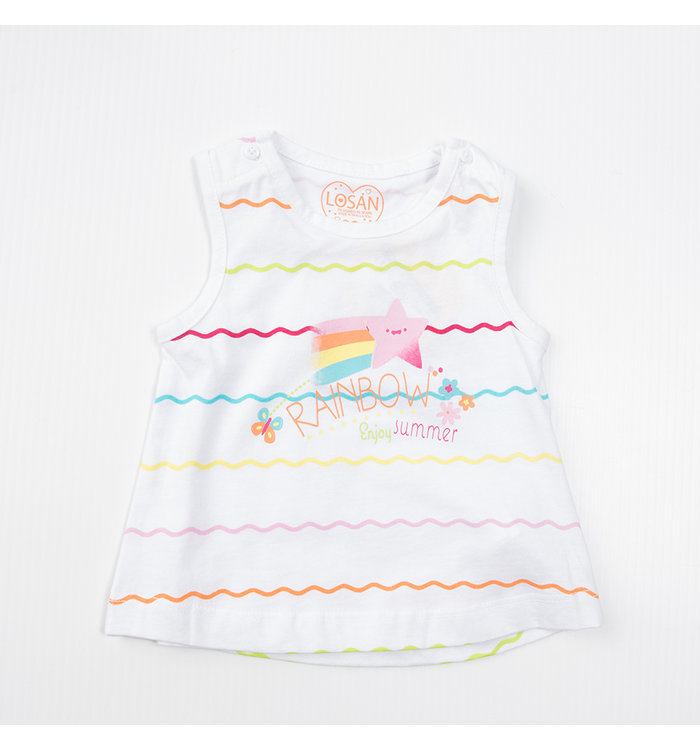 Losan Losan Girl's Tank Top