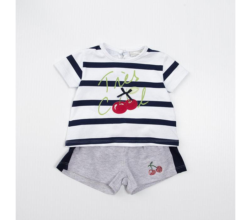 Ele-Baby Girl's 2Pc Set