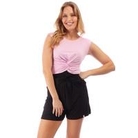 Lait de Poule Maternity High-Waisted Shorts