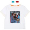 BillyBandit Boy's T-Shirt with 3D Glasses