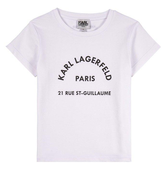 Karl Lagerfeld T-Shirt Garçon Karl Lagerfeld