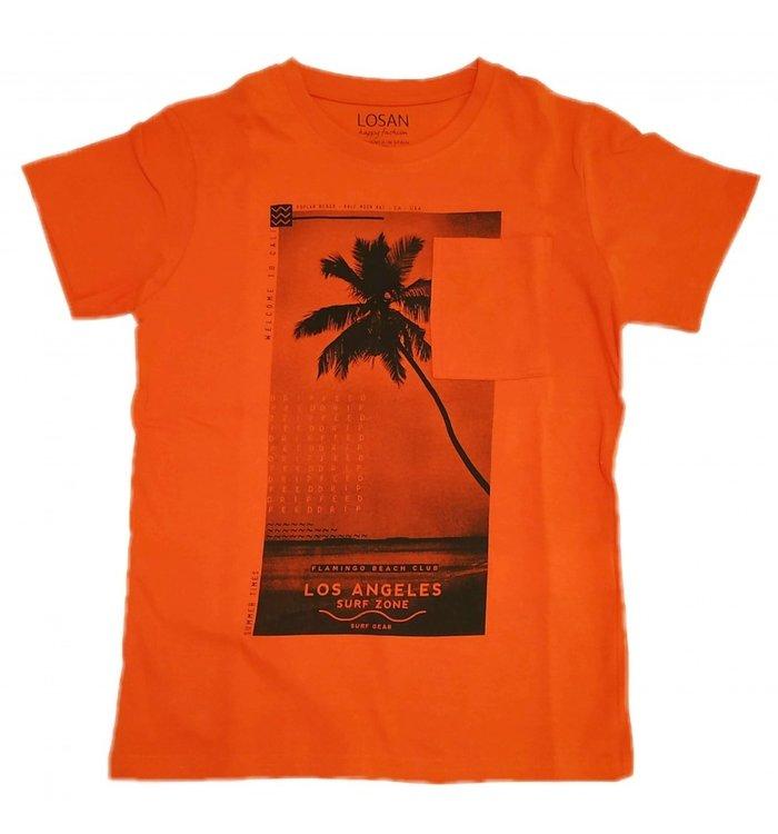 Losan T-Shirt Garçon Losan