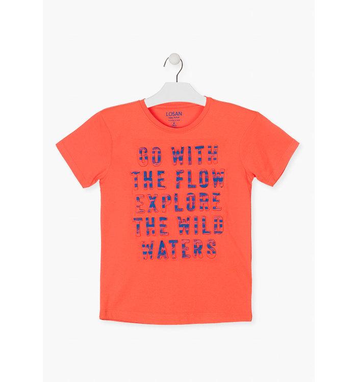 Losan Losan Boy's T-Shirt