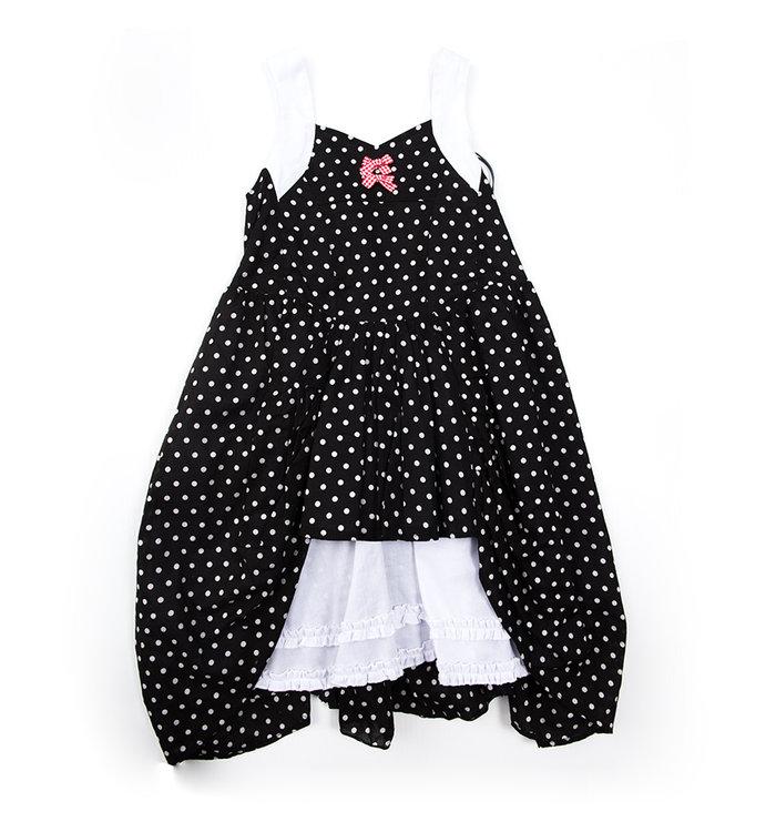 PomPom Girl's Dress